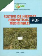 Folleto - Cultivo de Hierbas Aromaticas y Medicinales R.I.