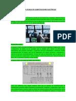 Sistema Scada en Subestaciones Electricas