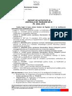Raport de Activitate Model 2