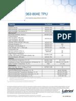 Pellethane 2363-80AE