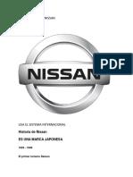 Línea de Carros Nissan