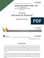 7. Proyecto Maratón de Historia