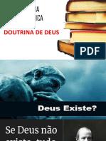 Slide Sistemática - Deus