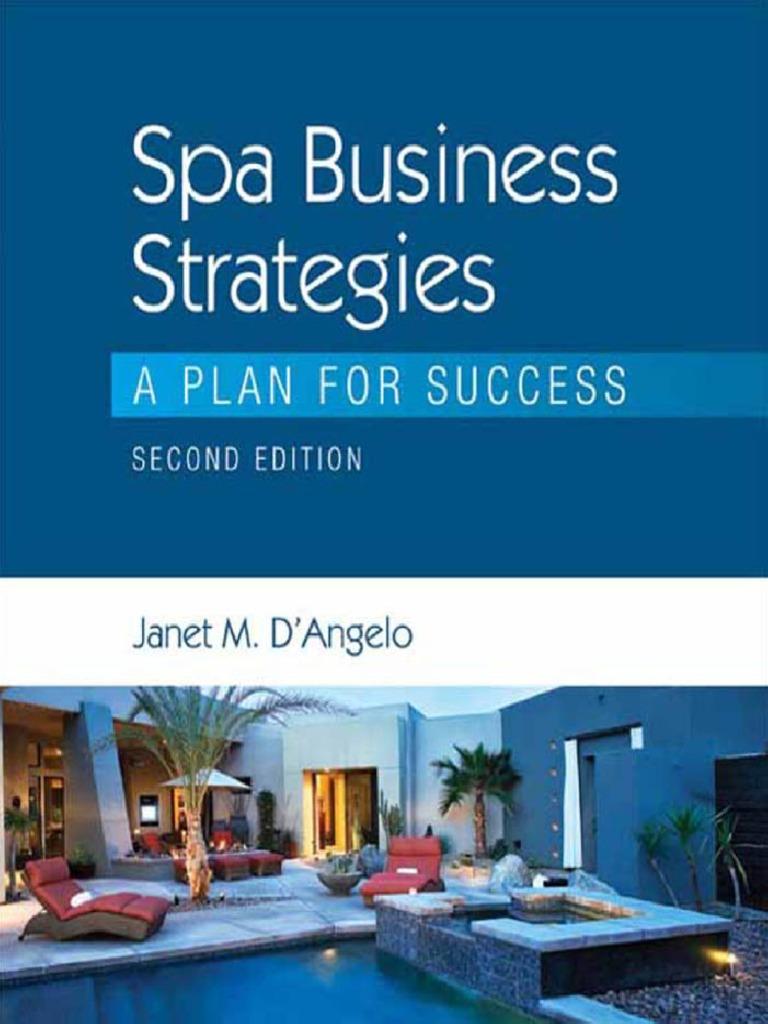 Janet D U0026 39 Angelo  Spa Business Strategies