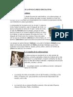 Características de La Época Clásica Grecolatina