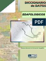 Diccionario de Datos Edafologicos 1
