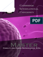 Sterility and Human Reproduction_MST