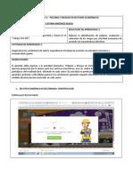 EVIDENCIA 2- PELIGROS Y RIESGOS EN SECTORES ECONÓMICOS.docx