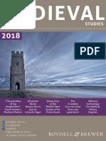 Medieval Studies Catalogue - 2018