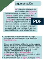 La Argumentacion.ppt