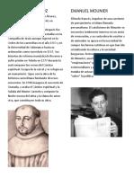 biografia filosofos