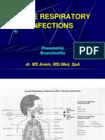 Bronkhiolitis & Pneumonia