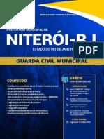 Prefeitura de Niteroi Rj 2019 Guarda Civil Municipal