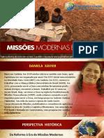 Lição 6 - Missões Modernas e o Brasil