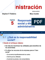 Tema 05 Responsabilidad Social Robbins