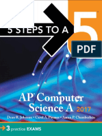 5 Steps to a 5_ AP Computer Science A 2017 Edition.pdf