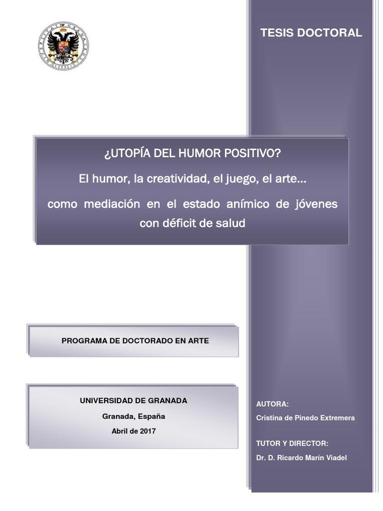 Alicantina Deseosa De Rabo Porno Xxx humor tesis doctoral | humor | conceptos psicologicos