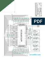 Audio Spectrum Analyzer Schematics