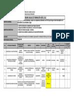 For-P09-03 Programa Anual de Formación 2012