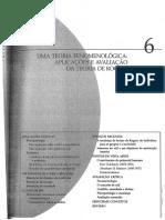 CÁP. 6 - UMA TEORIA FENOMENOLÓGICA - APLICAÇÕES E AVALIAÇÕES DA TEORIA DE ROGERS