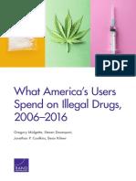 Midgette Illicit Drug Spending