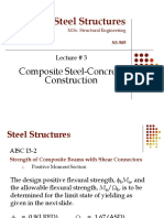 Composite Steel Construction