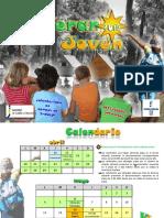 VeranoJoven2015. Programa JCCM