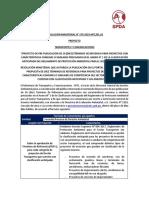 (Desde SPDA) Opinión R.M. 579-2019-MTC-01-02