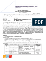 MFF311 Handout