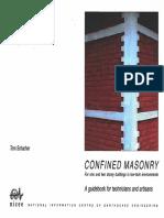Guidebook Confined Masonry TS English