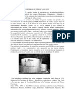 Régimen de La Ley General de Hidrocarburos