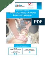 Soporte Vital Básico y Avanzado Pediátrico y Neonatal 72 Ed Junio 2019