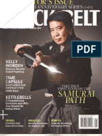 Black Belt Magazine (Chuck Cory article)