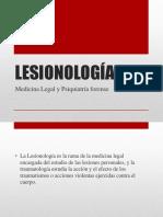 Lesionologia