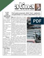 Datina -20.08.2019 - prima pagină