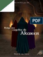 PERIGO NOS ESGOTOS DE AKAREEN - D&D 5E