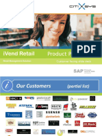 37508982 IVend Retail for SAP Business One Product Presentation