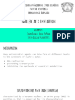 Inhibicion de Acidos