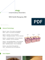 Slides Dermatology Inflammatory Skin Diseases