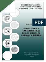 Material Teórico Aceros Al Carbono (1) - Copia