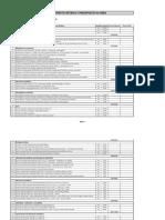 Planilla de Costos Centro de Educacion Indigena - Tava i y San Cosme Concurso 01-13
