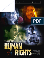 Human Rights Material from YHRI