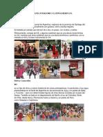 15 Danza Folklorica Latinoamericana