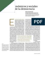 Factores Economicos y Sociales Del Decliva de La Democracia Joshua Kurtlantzick