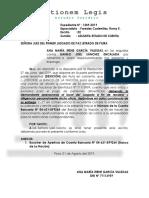 Adjunta Estado de Cuenta