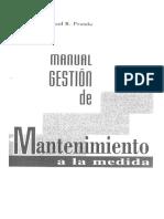 Manual de Gestión de Mantenimiento a La Medida