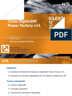 DIgSILENT Abril 2012 - M1 Base de Datos