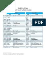 Calendario Plan 07 Preparatorias