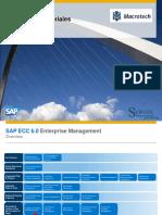 SAP - Curso Maestro de Materiales