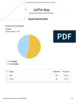 PDF Report Good Cause Purchase 7622
